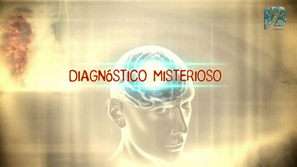 Diagnóstico misterioso