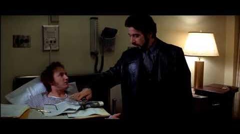 Carlito's Way escena hospital HD