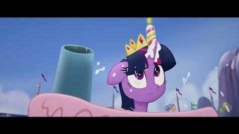 "My Little Pony- La Película - Spot de TV oficial- ""Tan dulce"""