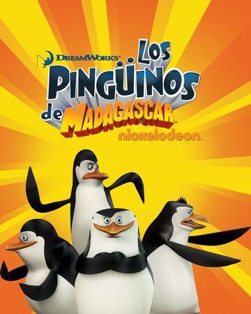 Los Pingüinos De Madagascar Doblaje Wiki Fandom