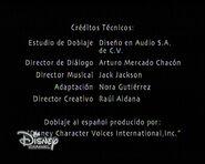 Créditos de doblaje de Las nuevas locuras del emperador (Temporada 1) (TV) (DC) (2)