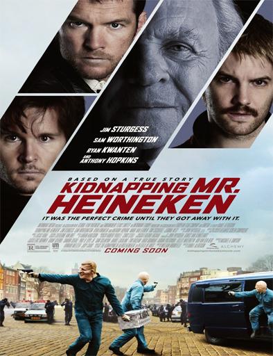 El gran secuestro del señor Freddy Heineken