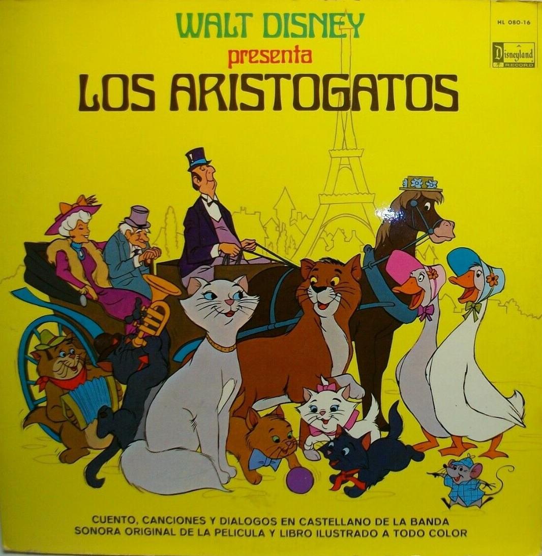 Los Aristogatos (audio-cuento)