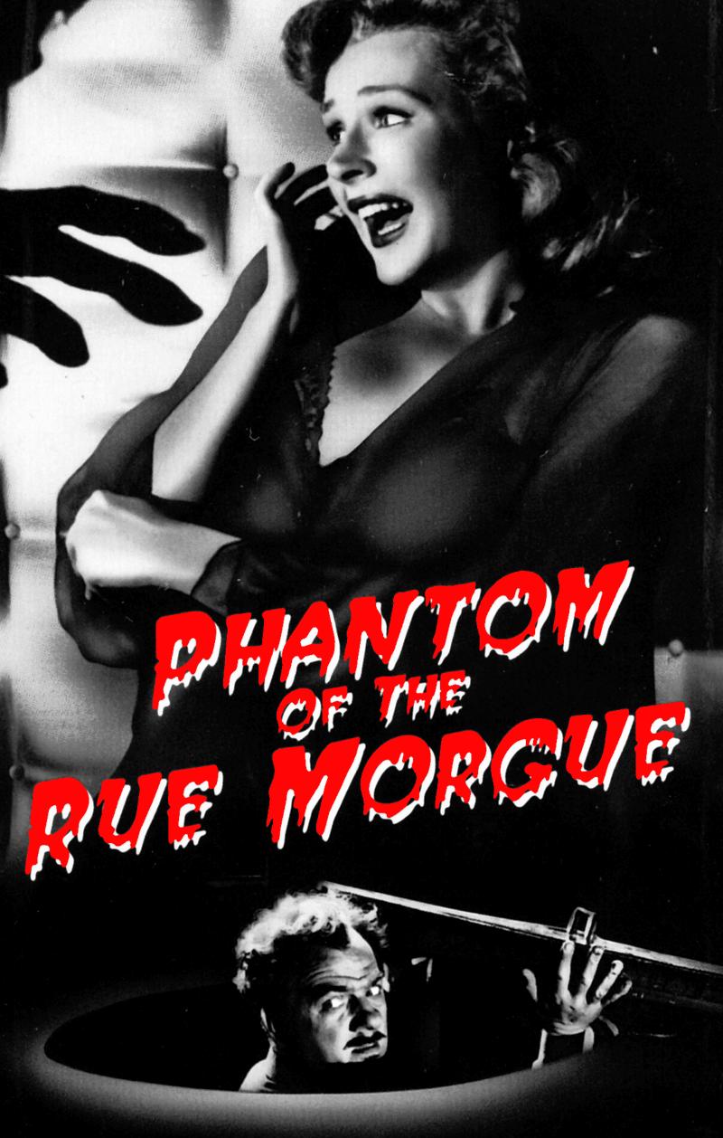 El fantasma de la Rue Morgue