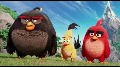 ANGRY BIRDS LA PELÍCULA En cines 12 de mayo