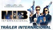 Hombres de Negro MIB Internacional - Tráiler Internacional 2