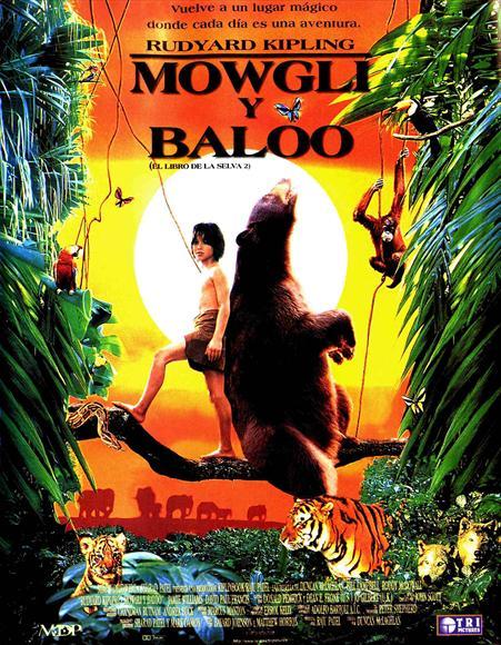 Mowgli y Baloo