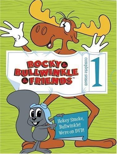 Las aventuras de Rocky y Bullwinkle (serie animada)