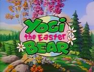 Yogui el Oso de Pascua (Título)