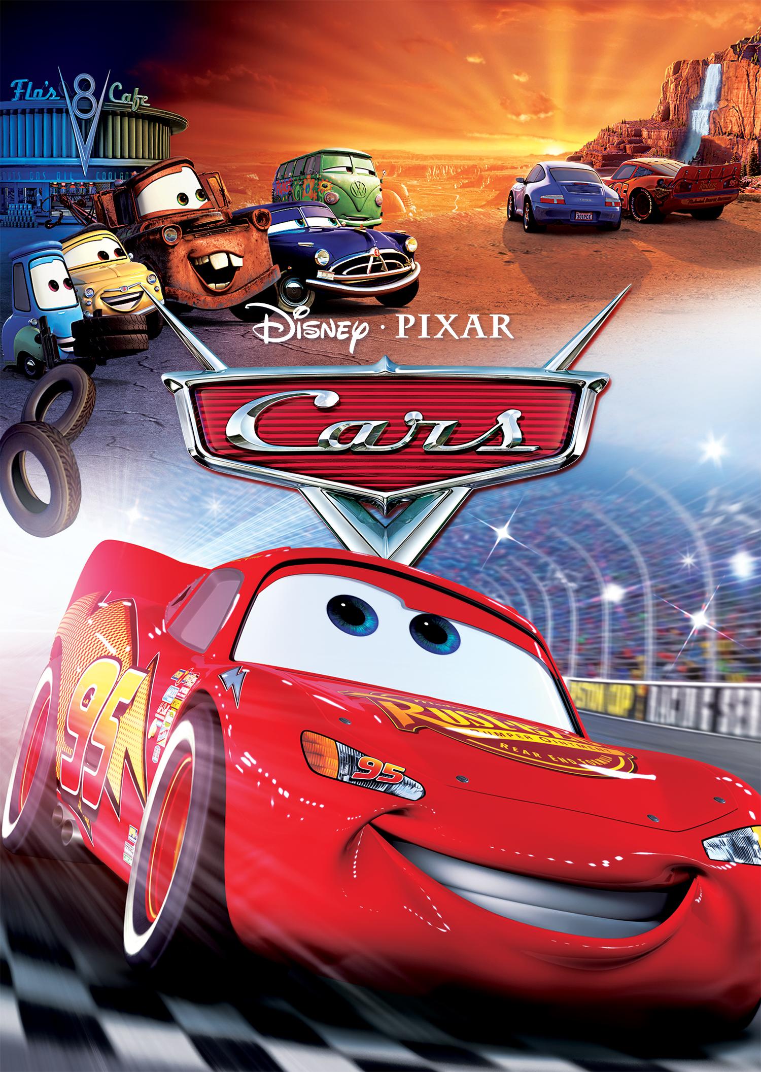 Cars: Una aventura sobre ruedas