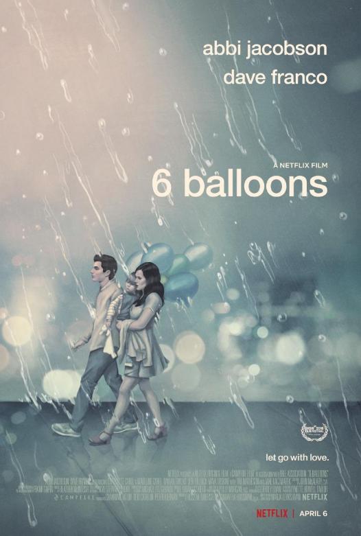 6 globos