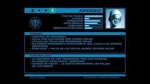 ARCHIVOS SECRETOS DE LA ANS Apogeo