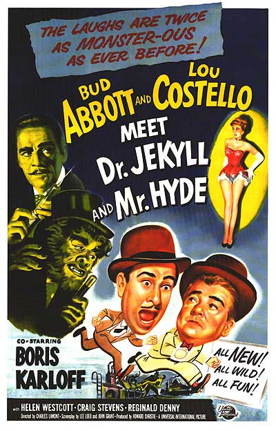 Abbott y Costello: Contra El Dr. Jekyll y Mr. Hyde