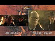 Indiana Jones y los Cazadores del Arca Perdida - Theatrical vs