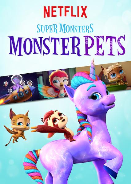 Supermonstruos: Mascotas monstruosas