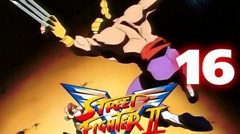 Street Fighter II V - CAP.16. La máscara del poderoso