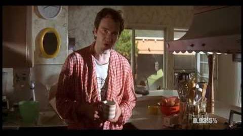 TIEMPOS VIOLENTOS (Pulp fiction) - Quentin Tarantino (Jimmy) audio latino