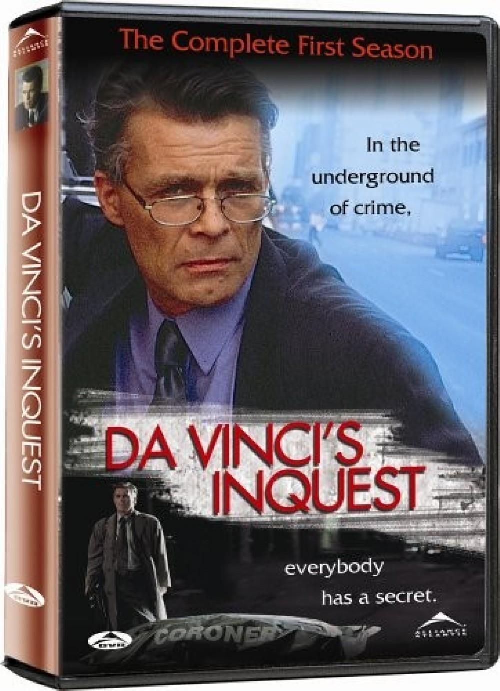 Da Vinci, investigador forense