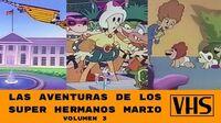 Las Aventuras de los Super Hermanos Mario Volumen 3