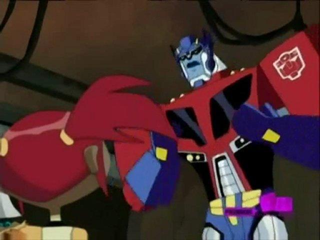 Transformers Animated - Tercera Temporada