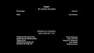 Créditos doblaje Trust (ep. 8)
