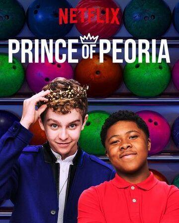 El príncipe de Peoria - Poster.jpg