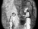 Fantasma de las Navidades Pasadas