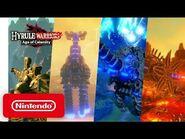 Hyrule Warriors- Age of Calamity -Bestias Divinas desatadas-¡Prueba YA la versión de prueba!- Latino