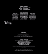 La ley de Milo Murphy créditos 1x01 DCHD