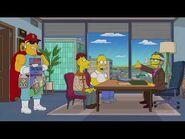 Los Simpson Temporada 32 - Voz de Martin, Cletus, Brandine, Duffman