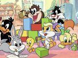 Los pequeños Looney Tunes