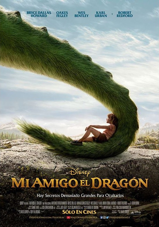 Mi amigo el dragón (2016)