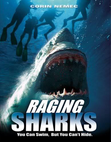Furia de tiburones