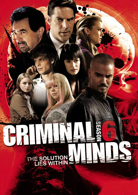 Anexo:6ª temporada de Mentes criminales
