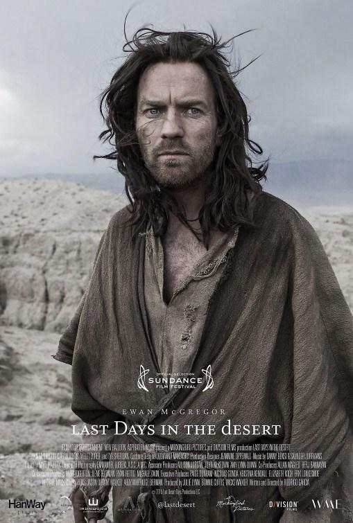 Los últimos días en el desierto