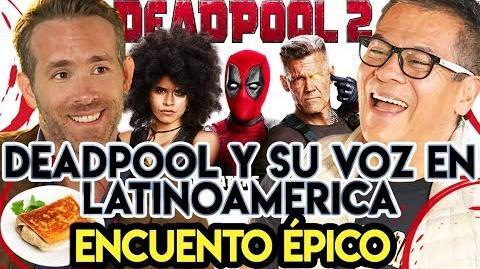 Ryan Reynolds y Pepe Toño Macías se conocen en persona!