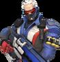Soldier76 Overwatch