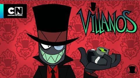 Videos de orientación para villanos Guía para una conquista malvada Villanos Cartoon Network-0
