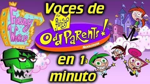 Voces de Los Padrinos Magicos en 1 minuto- -34