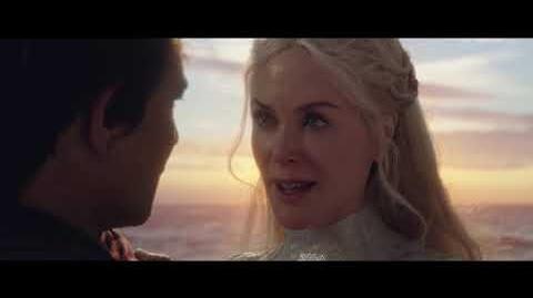"""""""Aquaman"""". Un puente entre dos mundos. Oficial Warner Bros"""