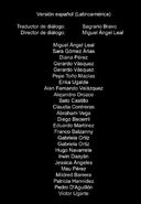 Créditos doblaje Viajes Pokémon (Netflix LA)