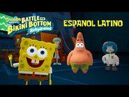 Español Latino - Bob Esponja Battle for Bikini Bottom Rehydrated PELICULA COMPLETA