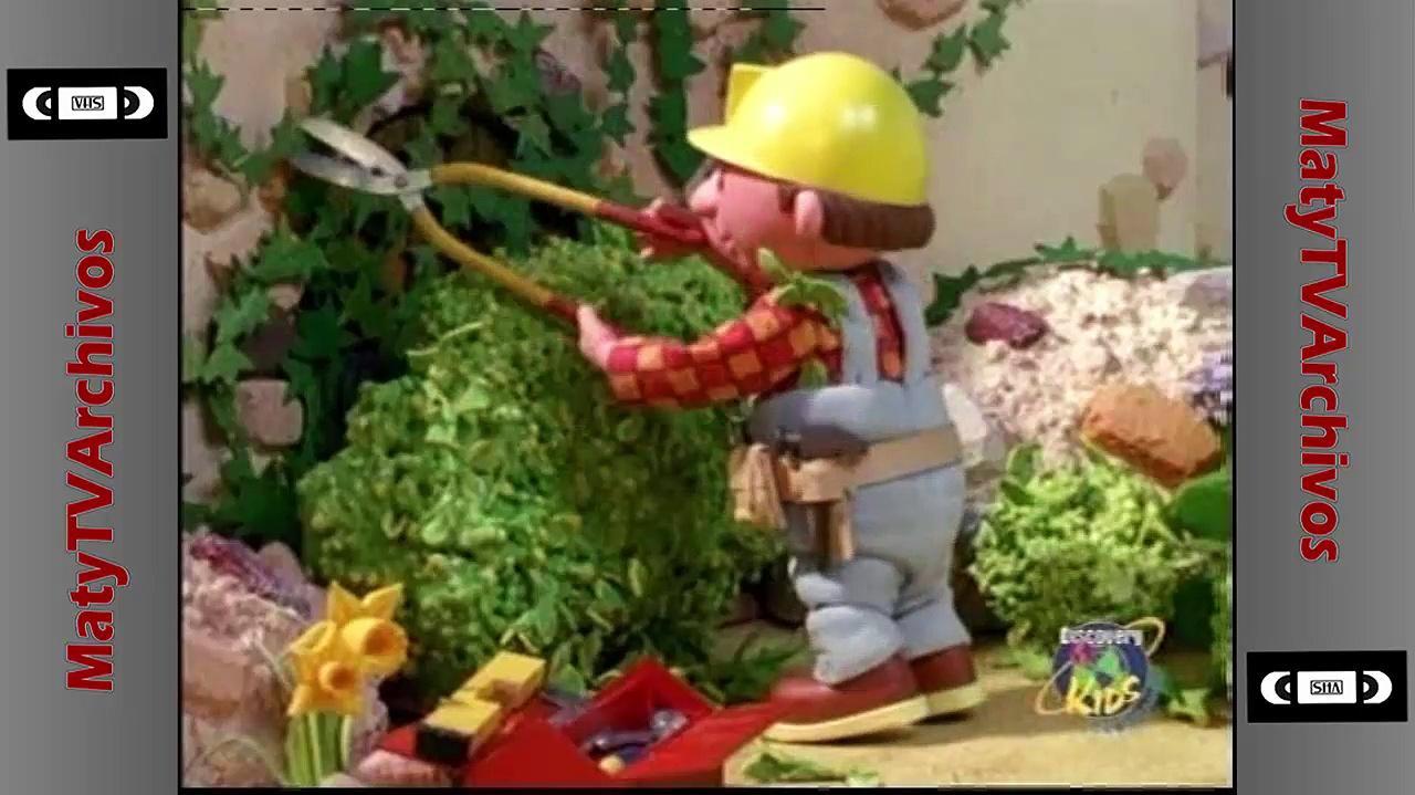 Español Latino Bob El Constructor - El Caballero de Repara-Lot (Discovery Kids - TVRIP - Incompleta)