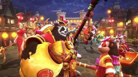 Festival lunar HTS