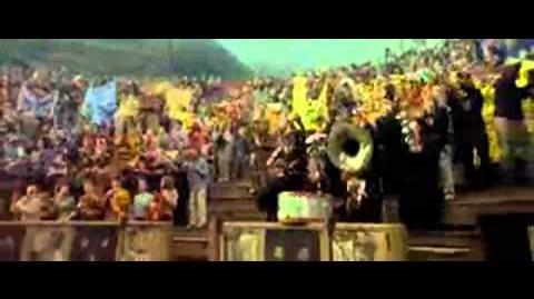 Harry Potter y el Caliz de Fuego Trailer Final Espaol Latino