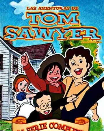 Lasaventuras de Tom Sawyer (1980).jpg
