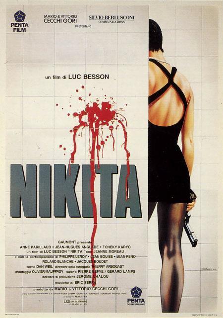 Nikita: La cara del peligro
