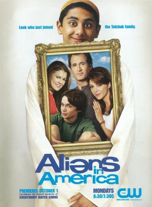 Aliens en América