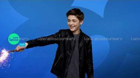 Asher Angel (Andi Mack) - Estás viendo Disney Channel Latinoamérica - Bumper