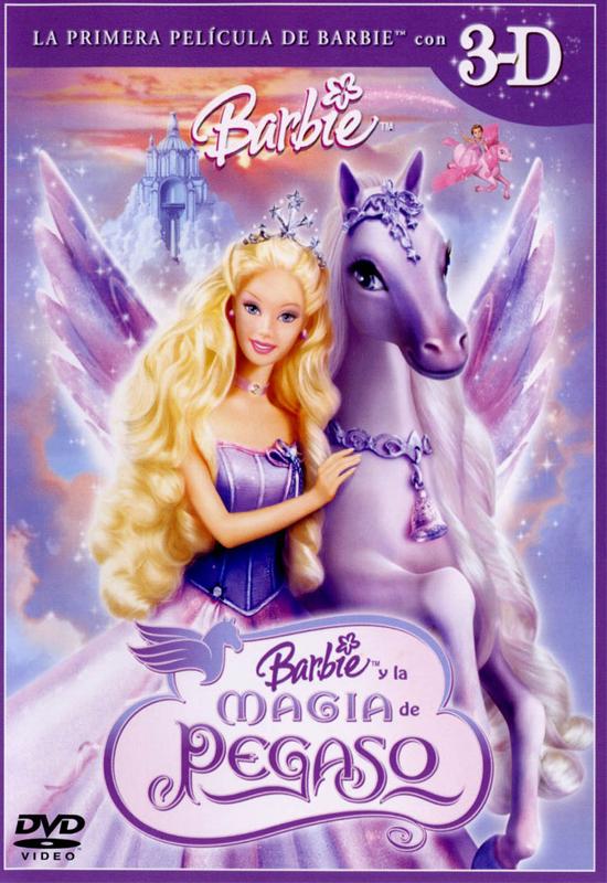 Barbie y la magia de Pegaso